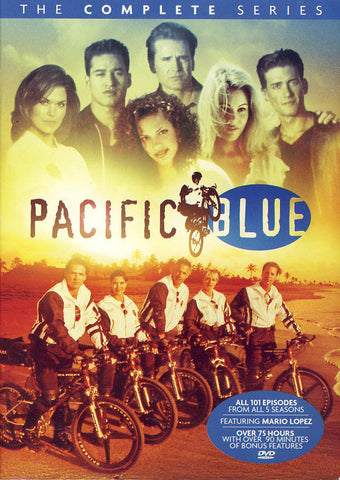 Pacific Blue - Complete Series (Boxset) DVD Movie