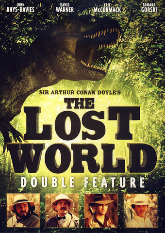 Lost World (Double Feature Collection) (Sir Arthur Conan Doyle s) DVD Movie