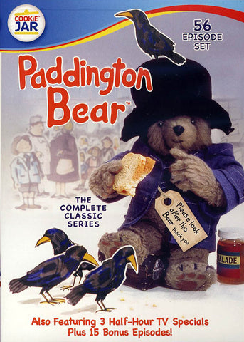 Paddington Bear - The Complete Classic Series DVD Movie