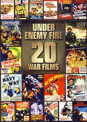 Under Enemy Fire - 20 War Films (Boxset) (Limit 1 copy)