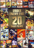 Under Enemy Fire - 20 War Films (Boxset) (Limit 1 copy) DVD Movie