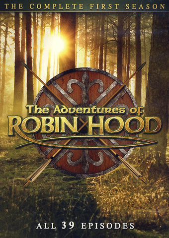 Adventures of Robin Hood - The Complete First (1) Season (Boxset) DVD Movie