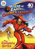 Where on Earth is Carmen Sandiego - The Complete Series DVD Movie