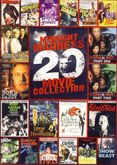 Midnight Madness - 20 Movie Collection (Boxset)