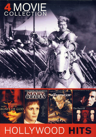 Agnes of God / Mary Reilly / The Messenger / Pact of Silence (4 Movie Collection) DVD Movie