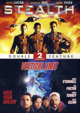 Stealth / Vertical Limit (2 Movies Double Feature) DVD Movie