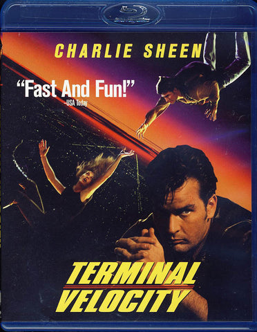 Terminal Velocity (Blu-ray) BLU-RAY Movie