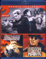 Hollywood Homicide / Hudson Hawk (Double Feature) (Blu-ray)