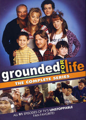 Grounded for Life: The Complete Series (Boxset)