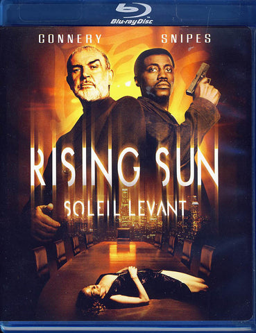 Rising Sun (Blu-ray) (Bilingual) BLU-RAY Movie