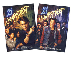 21 Jump Street: The Complete First and Second Seasons (2-Pack)(Boxset)
