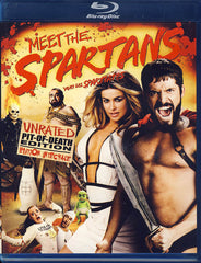 Meet the Spartans (Unrated Edition) (Blu-ray) (Bilingual)