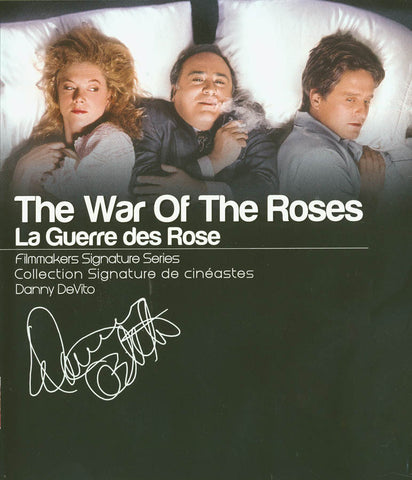 War of the Roses: Filmmaker Signature Series (Blu-ray)(Bilingual) BLU-RAY Movie