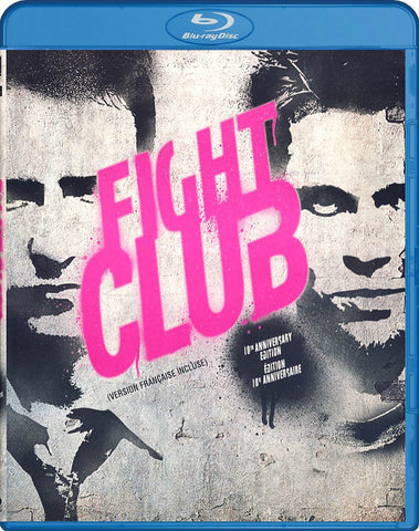 Fight Club (Blu-ray) (Bilingual) BLU-RAY Movie
