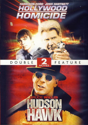 Hollywood Homicide/Hudson Hawk (Double Feature) DVD Movie