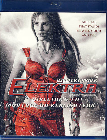 Elektra (Blu-ray) (Director s Cut) (Bilingual) BLU-RAY Movie
