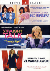 Big Business/Straight Talk/V.I. Warshawski (Triple Feature)