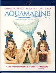 Aquamarine (Blu-ray) (Bilingual)