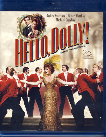 Hello, Dolly (Blu-ray) (Bilingual) BLU-RAY Movie