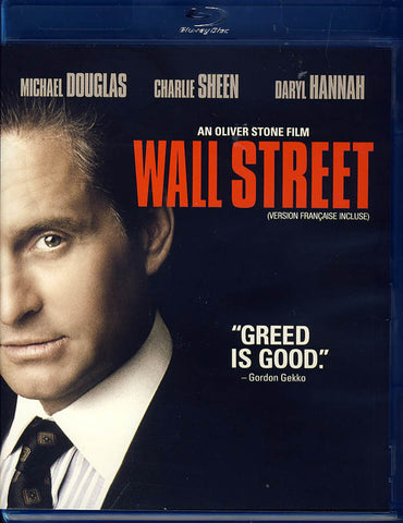 Wall Street (Blu-ray) (Bilingual) BLU-RAY Movie