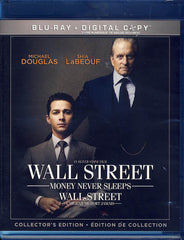 Wall Street 2: Money Never Sleeps (Blu-Ray+Digital Copy) (Blu-ray) (Bilingual)