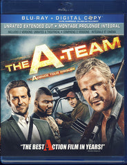 The A-Team (Blu-ray+Digital Copy) (Blu-ray) (Bilingual)