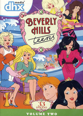 Beverly Hills Teens - Volume 2 (33 episodes) DVD Movie