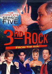 3rd Rock From the Sun - Season 5 (Boxset)