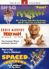 Kazam/Holy Man/Spaced Invaders (Triple Feature)