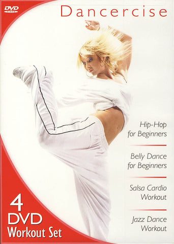Dancercise DVD Movie