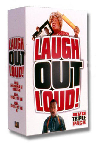 Laugh Out Loud Collection (Dr. Dolittle/Dr. Dolittle 2/Big Momma's House)(Boxset) DVD Movie