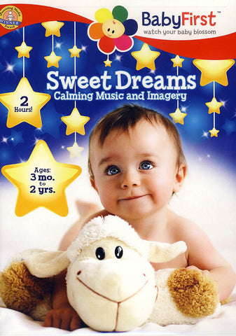 BabyFirst Sweet Dreams - Soothing Sights and Sounds DVD Movie