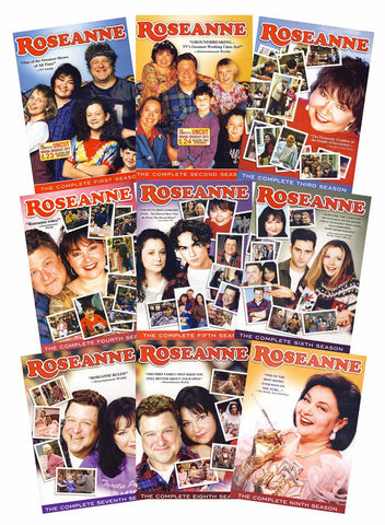 Roseanne - The Complete Series (Season 1-9)(Boxset) DVD Movie