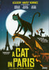 A Cat in Paris DVD Movie
