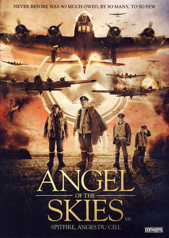 Angel of the Skies (Bilingual) DVD Movie