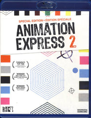 Animation Express 2 (Bilingual)(Blu-ray)