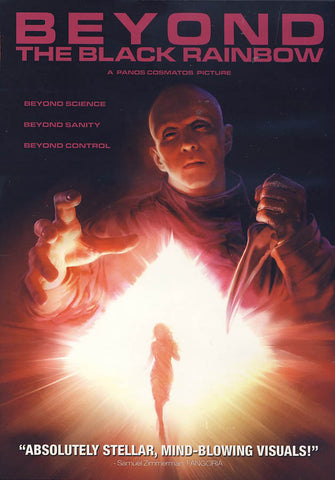 Beyond the Black Rainbow DVD Movie