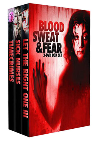 Blood Sweat & Fear (Boxset) DVD Movie