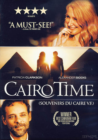 Cairo Time (Bilingual) DVD Movie