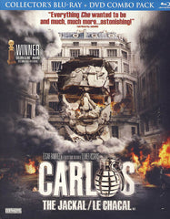 Carlos the Jackal (Blu-ray+DVD)(Bilingual)(Blu-ray)
