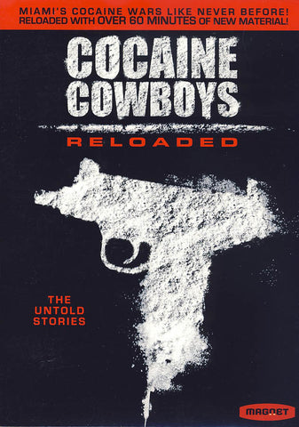 Cocaine Cowboys Reloaded DVD Movie