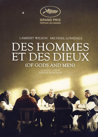 Des hommes et des dieux (Of Gods and Men)(French) DVD Movie