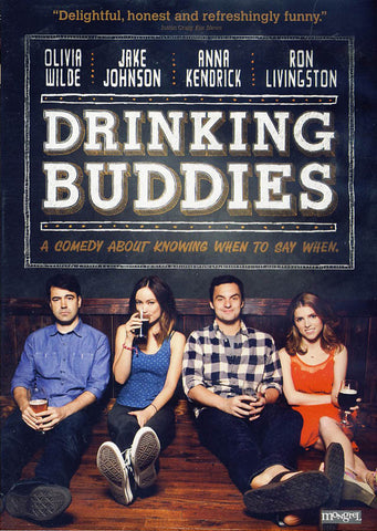 Drinking Buddies DVD Movie