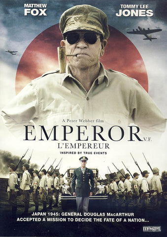 Emperor DVD Movie