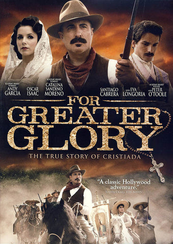 For Greater Glory DVD Movie