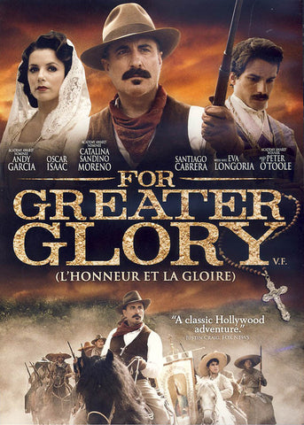 For Greater Glory (Bilingual) DVD Movie