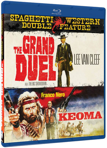 Grand Duel / Keoma (Double Feature) (Blu-ray) (Limit 1 copy) BLU-RAY Movie