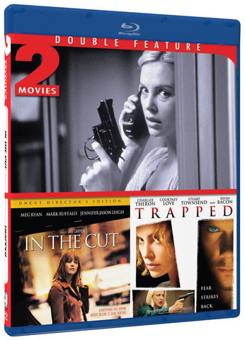 In the Cut / Trapped (Double Feature) (Blu-ray) BLU-RAY Movie