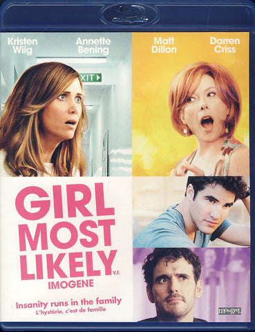 Girl Most Likely (Bilingual) (Blu-ray) BLU-RAY Movie