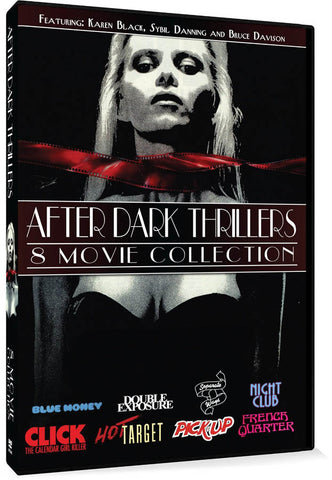 After Dark Thrillers (8 Movie Collection) (Limit 1 copy) DVD Movie
